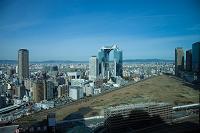 大阪府 大阪市 梅田貨物ヤードの再開発(2015年12月)