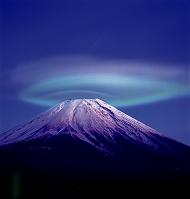 山梨県 富士山 富士ヶ嶺より