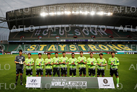韓国サッカー Kリーグ