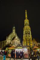 ドイツ ニュールンベルク クリスマスマーケット