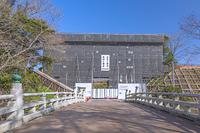 茨城県 水戸城大手門