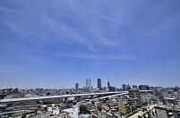 <全国6都市の天気の変化>  名古屋 正午の天気 6月15日