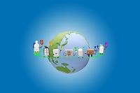 リサイクルと地球
