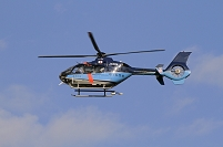 埼玉県警 ユーロコプター EC135ヘリコプター