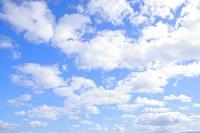津軽海峡の空