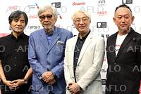 第32回東京国際映画祭 ラインアップ発表会見