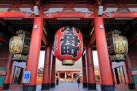 東京都 浅草寺の宝蔵門