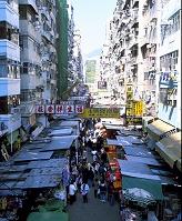 花園街ストリート・マーケット(旺角)