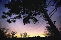 アメリカ ミネソタ 夜空