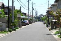奈良県 新興住宅地