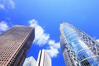 東京都 西新宿 超高層ビル群