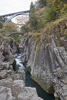 宮崎県 高千穂峡と三橋