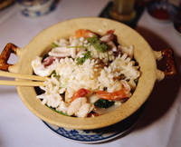 ベトナム 海鮮スープ
