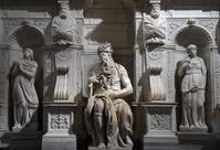 ミケランジェロ 「モーゼ像」
