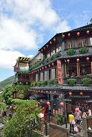 台湾 九分 阿妹茶楼