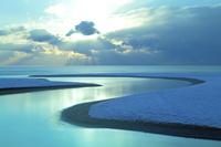 高知県 浮鞭ビーチ