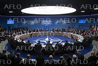 NATO首脳会議 イギリスで開催