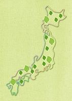 エコロジーな日本列島