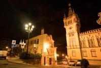 ポルトガル シントラの夜景