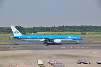 NRT KLM Royal Dutch Airlines B777-300ER