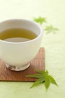 緑茶と青楓