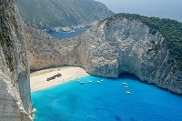 ギリシャ ザキントス島