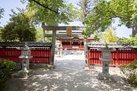 兵庫県 川西市 多田神社 六所宮