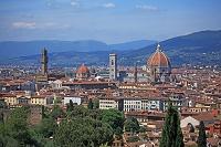 イタリア トスカーナ州 フィレンツェ フィレンツェ歴史地区 ...