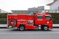 消防車 東京都