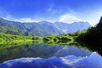 長野県 松本市 上高地 大正池