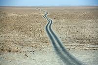 エチオピア~ジブチ ダナキル砂漠 アサール塩湖と塩の道