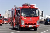 消防車 ポンプ車