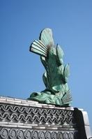 小倉城の鯱 福岡県