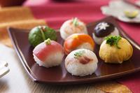 手毬寿司 和食