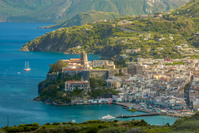 イタリア エオリア諸島 リーパリ島