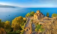 ギリシャ マケドニア 聖ヨヴァン・カネオ教会