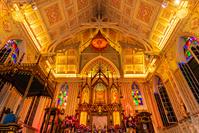 タイ アユタヤ 西洋風寺院