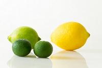 レモンとスダチ