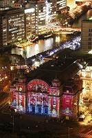 大阪府 クリスマスのライトアップイベント