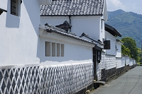 菊屋横町(日本の道百選)