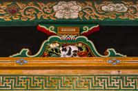 栃木県 東照宮の眠り猫
