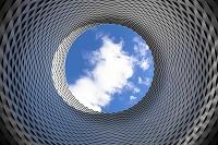 現代建築と空