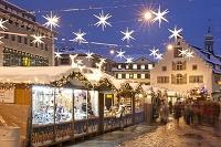 スイス ザンクト・ガレン州 クリスマスマーケット