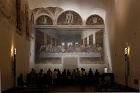 イタリア レオナルド・ダ・ヴィンチ 「最後の晩餐」
