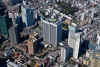 東京都 赤坂ツインタワー周辺