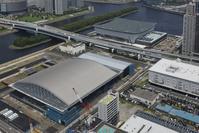 東京都 オリンピック施設 有明体操競技場