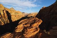 アメリカ ユタ州 ザイオン国立公園