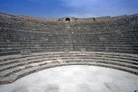 チュニジア ドゥッガ 古代劇場