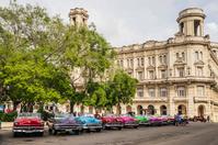 キューバ ハバナ クラシックカー