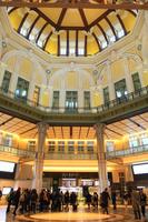 東京都 東京駅 丸の内駅舎南ドームと丸の内南口改札